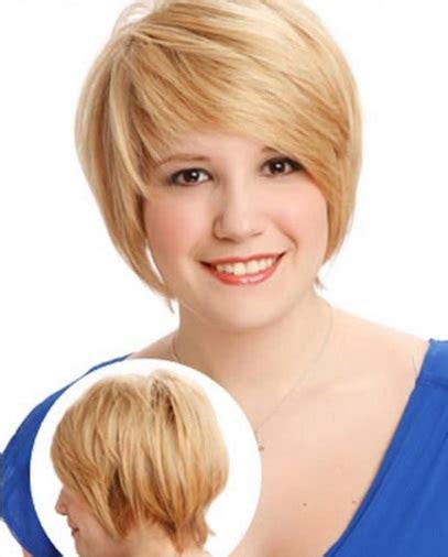 model rambut pendek untuk wajah bulat dan gemuk mediumhairstyle101 11 model rambut pendek untuk orang gemuk terbaik trend