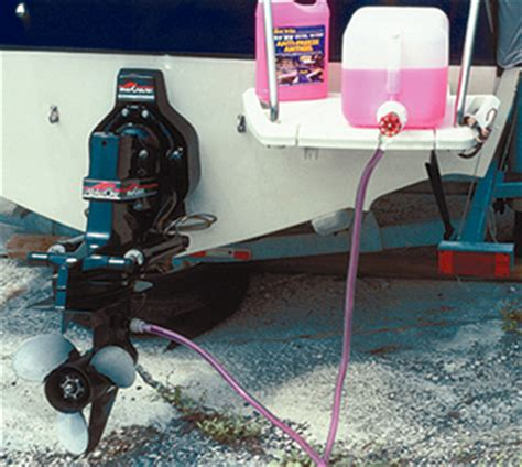 how to winterize sea ray boat winterization perfprotech