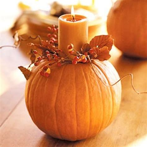 home made fall decorations 47 awesome pumpkin centerpieces for fall and halloween