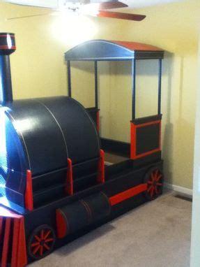 hand crafted custom  train bed  greg boheman custom