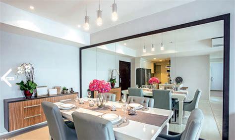 Cermin Untuk Ruang Tamu gunakan tips ini untuk rumah minimalis yang terlihat lebih