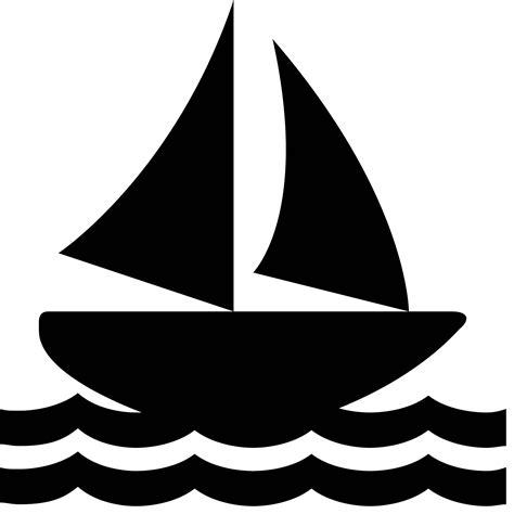 boat icon png white ic 244 ne bateau 224 voile t 233 l 233 chargement gratuit en png et