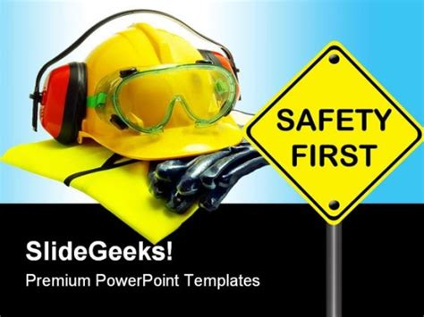 302 Found Free Safety Powerpoint Templates