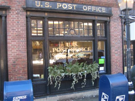 Us Post Office Search Us Post Office In Beacon Hill Boston