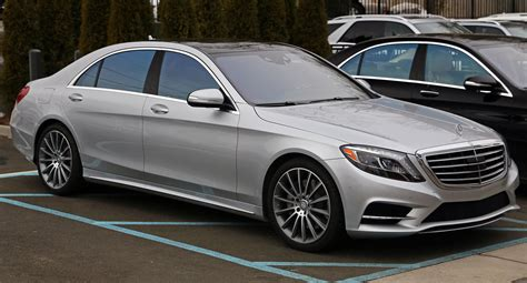 Mercedes Wi by Mercedes S Class