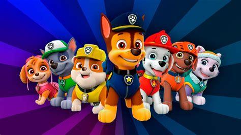 pow patrol paw patrol in awesome 3d youtube