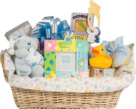 gifts for from baby baby shower gift basket ideas few realy interesting ideas