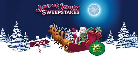 Sweepstakes Ending Tonight - wheel of fortune secret santa sweepstakes 2016 are you ready to win