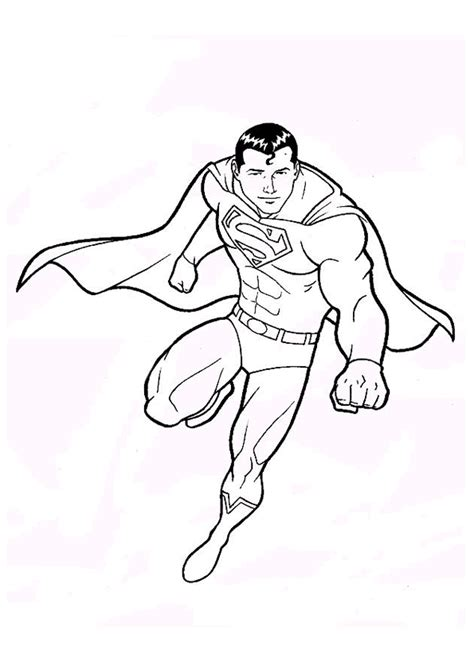 superman coloring pages online superman coloring pages coloring pages to print