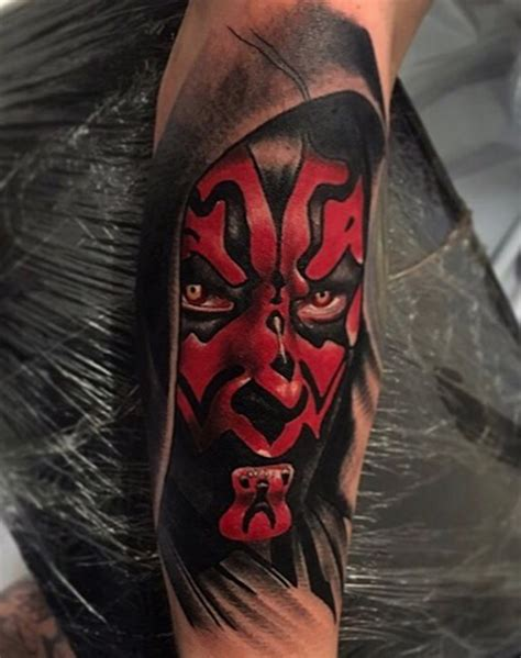 darth maul tattoo design darth maul daniel pap my darth