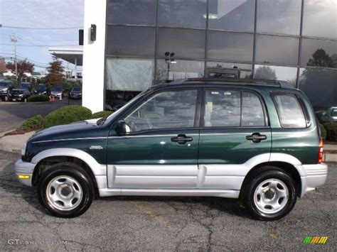 Suzuki Grand Vitara 2000 Grove Green Metallic 2000 Suzuki Grand Vitara Jlx 4x4