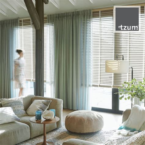 Witte Inbetween Gordijnen by De Easy Lifestyle Bytzum A House Of Happiness