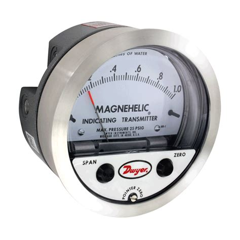 Series 2002d Magnehelic Differential Pressure Gages series 605 magnehelic 174 differential pressure indicating transmitter dwyer instruments
