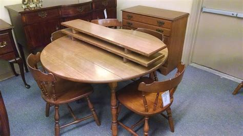 pennsylvania house dining set delmarva furniture consignment surprising temple stuart dining room furniture gallery
