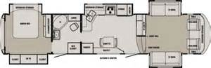 fifth wheel floor plans front living room the best 5th wheel rv for you