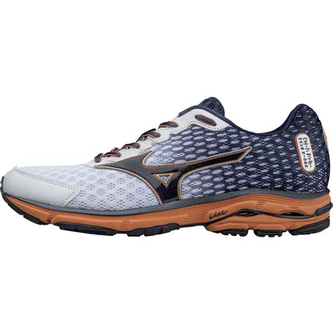 mizuno wave rider mens running shoes mizuno wave rider 18 running shoe s backcountry