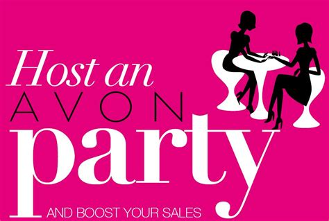 hos images how to host an avon and boost your sales