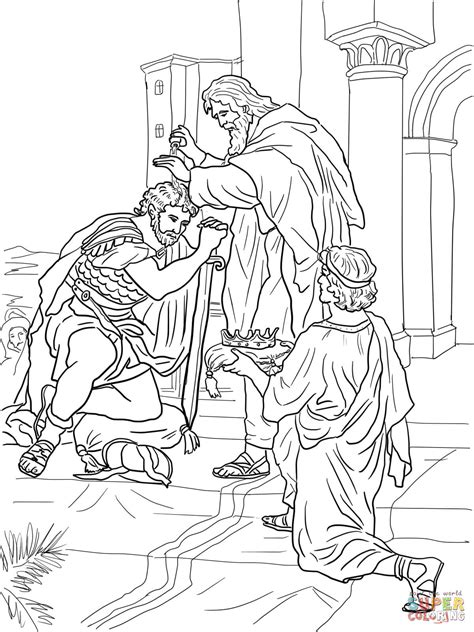 coloring pages about king david 301 moved permanently