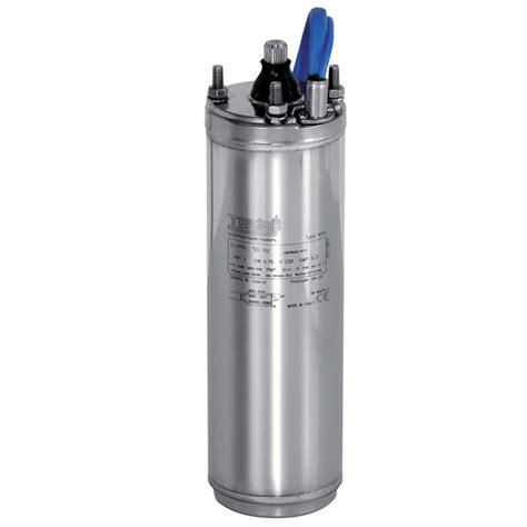 Submersible Dab dab s4d4m 4 240v submersible borehole kit