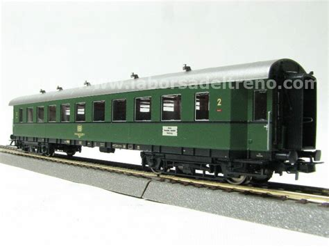 carrozze treni in vendita usato liliput carrozza passeggeri db per treni rapidi