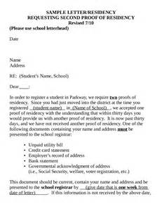 Residency Cover Letter by Cover Letter For Residency Sle Nursing Support Cover