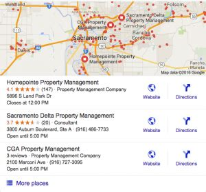 Property Records Sacramento Local Search Optimize Your Property Management Website