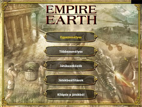 Empire Earth Full Version Zip Download | magyar nyelv 252 empire earth empire earth gt game files
