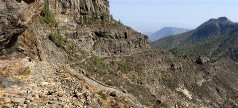 camino de la plata ruta de la plata gran canaria wanderwege