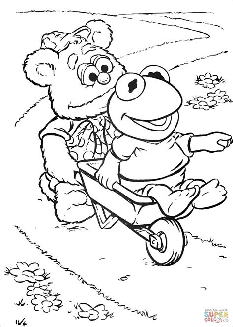 baby kermit coloring pages baby kermit coloring pages www imgkid com the image