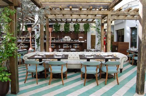 soho house miami leonardo dicaprio dines at cecconi s at soho beach house haute living
