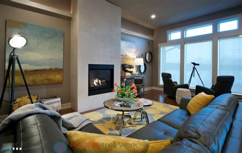 charcoal and brown living room 4 ways to decorate around your charcoal sofa killam the true colour expert