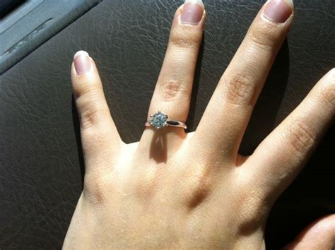 Size six ring fingers??   Weddingbee