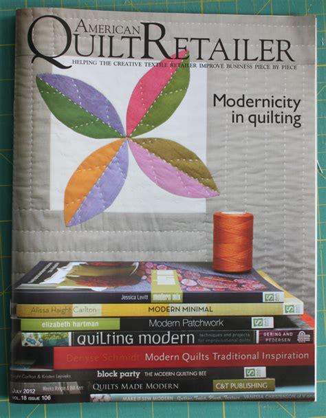 American Quilt Retailer by American Quilt Retailer Issue 106 Carolyn Friedlander
