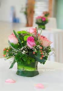 Fresh Flower Arrangement fresh flowers arrangements the perfect match catering