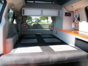 Dodge Caravan Cer Conversion 5 Mars Rv Dodge Caravan Motorhome Conversion