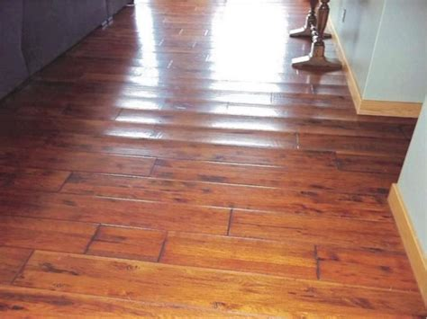 Hardwood Floor Buckling Buckled Wood Floor Photos