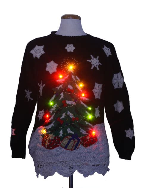 light up tree sweater images of light up sweaters tree