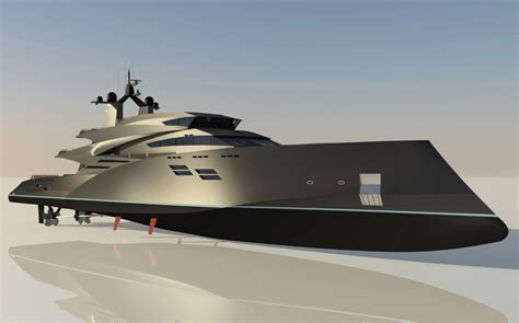 special feature chris seymour design  elementum future yachts concept boats