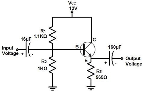 buffer lifier using transistor 17 best ideas about buffer lifier on arduino transistor electronic schematics