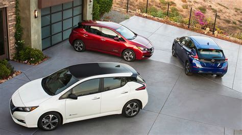 nissan california set up why nissan has a trick up its sleeve with the new leaf