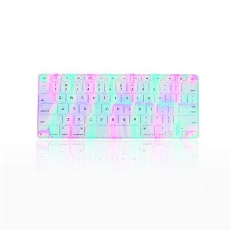 graphic design keyboard cover topcase new design polar light series silicone keyboard
