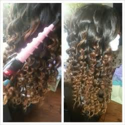 wand for thick to curl hair pin by tera johnson on from your personal stylist pinterest