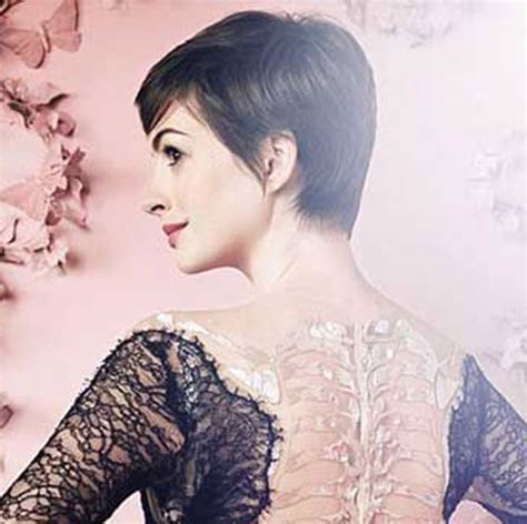 20 Pixie Cut Side View   Short Hairstyles & Haircuts 2017