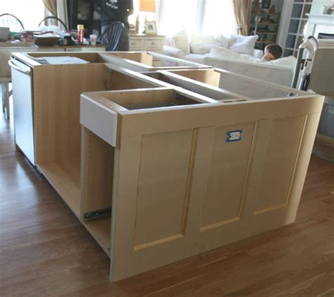 how to install kitchen island cabinets ikea kitchen island back panel installation kitchen base