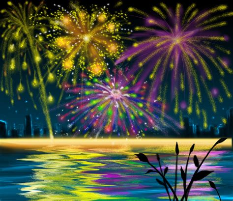how to draw new year firecrackers new year s picture by marina08 for fireworks drawing