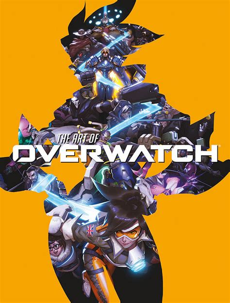the art of overwatch the art of overwatch limited edition hc profile dark horse comics