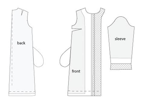 jacket pattern making pdf dressmaker coat pdf sewing pattern by angela kane