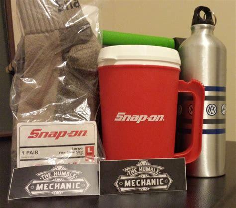 Snap On Giveaway - monday giveaway humble mechanic