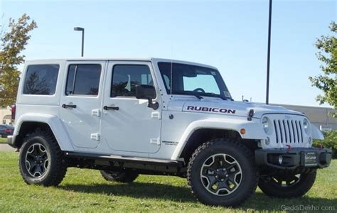 Jeep Side View Jeep Wrangler Car Pictures Images Gaddidekho