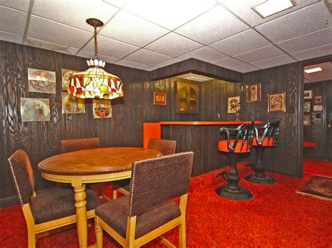 retro home groovy 1970s home for sale includes original funky decor